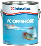 Interlux V118/1 VC OFFSHORE BLACK - GALLONS