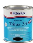 Interlux YBA063/1 TRILUX 33 BLACK - GALLON    ZZ