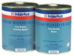 Interlux YVA327QT CLEAR WOOD SEALER BASE QT