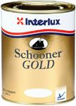 Interlux YVA500/QT SCHOONER GOLD QUART