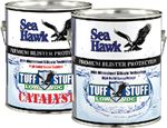 Seahawk 1286/GL TUFF STUFF LOW VOC GRAY GL KIT