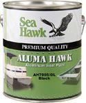 Seahawk AH7033/QT ALUMA HAWK JON BOAT GREEN QT