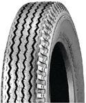 Loadstar Tires 30830 5.30-12 C/5H SILVER MOD