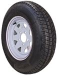 Loadstar Tires 32181 ST215/75R14 C/5H SPK WH STR BS