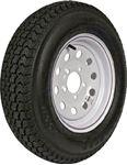 Loadstar Tires 3S050 CN175/80D13 B/5H SPK WH STR LO