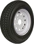 Loadstar Tires 3S052 ST175/80D13 B/5H MOD WH STR LO
