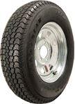 Loadstar Tires 3S143 ST175/80D13 C/5H SPK SILVER