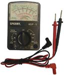 Park Power by Marinco HSP5 MULTIMETER-5 FUNCTION ANALOG