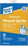 Klean Strip QKSP94205 ODORLESS MINERAL SPIRIT QT @4