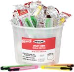 PAIL OF UTILITY KNIVES (HYDE TOOLS)