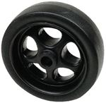 TRAILER JACK REPLACEMENT WHEEL (SEACHOICE)