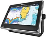 aSERIES MULTIFUNCTION DISPLAY TOUCHSCREEN WITH CLEARPULSE™ SONAR (RAYMARINE)