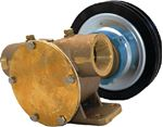HEAVY-DUTY ELECTRO-MAGNETIC CLUTCH PUMP (JOHNSON PUMP)