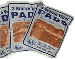 BRONZE WOOL PADS (WESTERN PACIFIC TRADING)