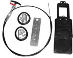 CABLE ACTUATED WASTE VALVE KIT (VALTERRA)