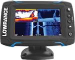 ELITE-5Ti TOUCHSCREEN CHIRP FISHFINDER/GPS/CHARTPLOTTER (LOWRANCE)