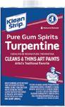 TURPENTINE GUM SPIRITS (KLEAN STRIP)