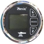 DIGITAL DEPTH SOUNDER WITH AIR & WATER TEMPERATURE (FARIA INSTRUMENTS)
