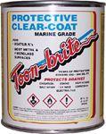 ALUMINUM CLEANER & PROTECTIVE CLEAR-COAT (TOONBRITE)