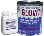 GLUVIT WATERPROOF EPOXY SEALER (MARINETEX)