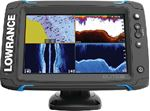ELITE-7Ti TOUCHSCREEN CHIRP FISHFINDER/GPS/CHARTPLOTTER (LOWRANCE)