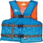 ADULT UNIVERSAL CLASSIC NYLON VEST (STEARNS)