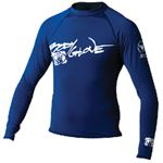 BASIC LONG SLEEVE LYCRA SHIRT (BODY GLOVE VESTS)