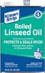 BOILED LINSEED OIL (KLEAN STRIP)