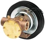 BRONZE ELECTRO-MAGNETIC CLUTCH PUMP (JABSCO)