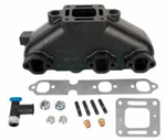 Sierra 18-1952-1 exhaust manifold for Mercruiser 4.3L V6 replacement 99746A17